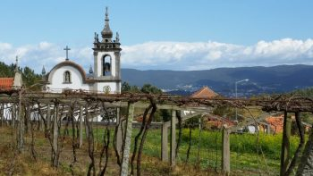 The Portuguese Coastal Route to Santiago de Compostela