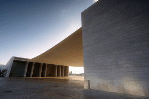 Siza's Expo Pavilion in Lisbon