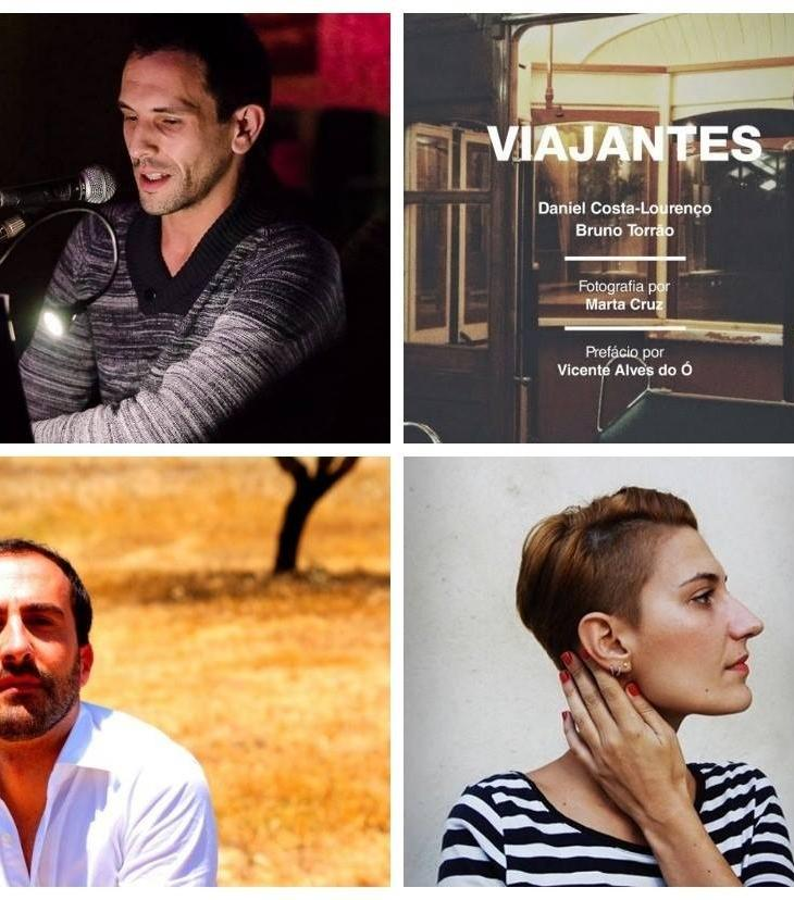 Contributors in Viajantes