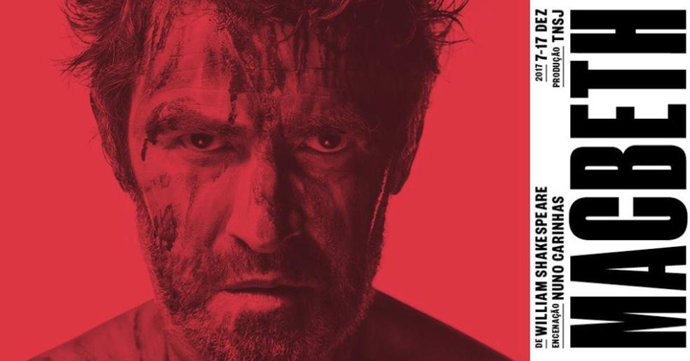 THEATER | Macbeth | Rossio | 5 - 17€ @ Teatro Naçional D. Maria II | Lisboa | Lisboa | Portugal