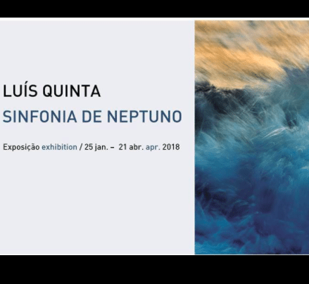 "To Apr 21 | PHOTO EXHIBIT | Luís Quinta ""Symphony of Neptune"" 