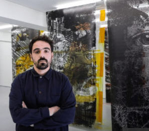 "To Mar 17 | ART EXHIBIT | Vhils presents ""Intrínseco"" 