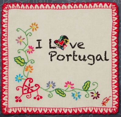 To Feb 23 | TEXTILE EXHIBIT | Sweetheart Handkerchiefs of Portugal | Alfama | FREE @ A Arte da Terra | Lisboa | Lisboa | Portugal