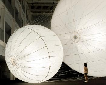 to Aug 27 | Aeroscene | Tomás Saraceno | Belém | 5€ @ MAAT - Museu de Arte, Arquitetura e Tecnologia | Lisboa | Lisboa | Portugal