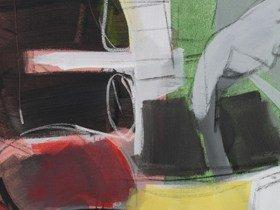 "to July 27 | PAINTING EXHIBIT | Gerson Fogaça's ""Symbolic Visions "" | Belém | FREE @ Casa da América Latina | Lisboa | Lisboa | Portugal"