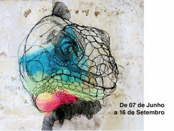 "ART EXHIBIT | David Oliveira's ""Life is on the Line"" | Amoreiras | FREE @ Mãe d'Agua Reservoir | Lisboa | Lisboa | Portugal"