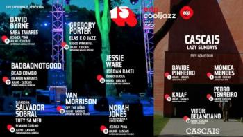 to Aug 1 | LIVE MUSIC | EDP Cool Jazz Festival | Cascais | 20 - 70€ @ Cascais | Lisbon | Portugal