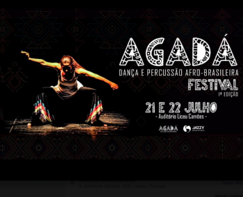 DANCE AND MUSIC | Agadá Festival: 1st Afro-Brazilian Dance and Percussion Weekend | Picoas | 10 - 80€ @ Camões Liceu Auditorium | Lisboa | Lisboa | Portugal