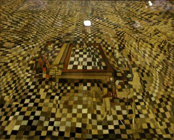 La partie d'échecs Vieira da Silva