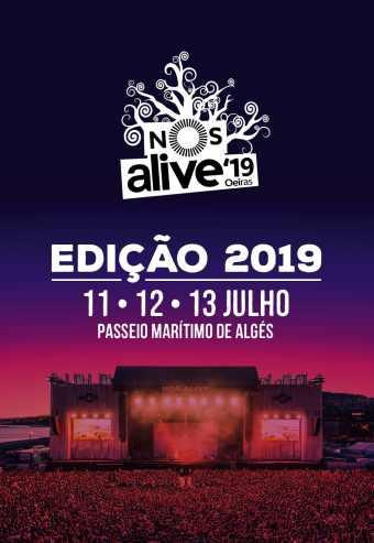 MUSIC FESTIVAL | NOS Alive 2019 | Alges