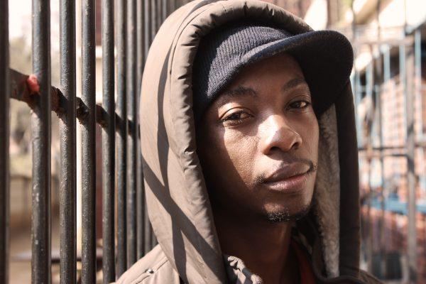 Synik hip hop artist by Champupuri
