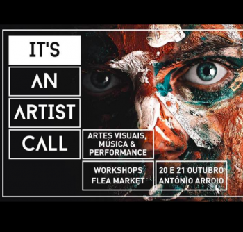 "to Oct 5 | CALL FOR ARTISTS | ""It's Happening"" Festival 