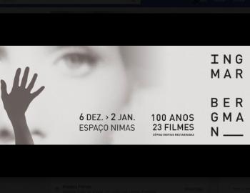 to Jan 2 | FILM | Ingmar Bergman Centenary | Saldanha | 6€ @ Medeia Filmes | Lisboa | Lisboa | Portugal