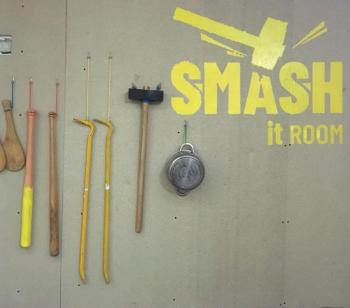 to Jan 13 | INTERACTIVE EXHIBIT | Smash It Room: liberta o stress! | Jardim Zoologico | 9,95€ @ Smash it Room | Lisboa | Lisboa | Portugal