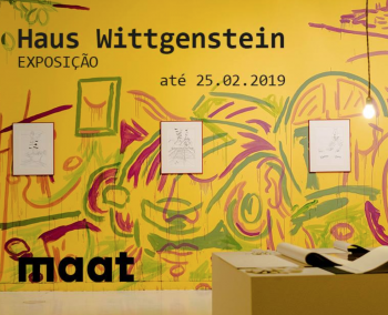 to Feb 25 | EXHIBIT | Haus Wittgenstein | Art, Architecture, and Philosophy | Belém | 5€ @ MAAT | Lisboa | Portugal