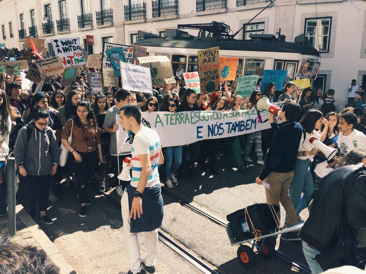 Lisbon Student Climate Strike 2019