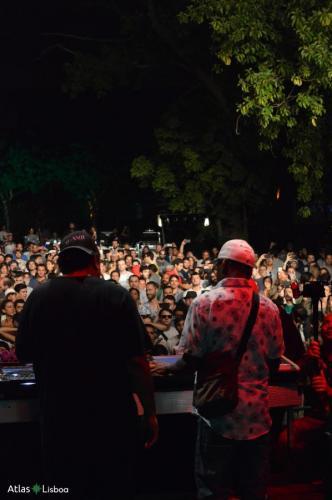 2018 LISB-ON Jardim Sonoro DJ Lisbon Lisboa Festival