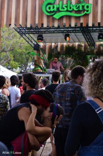 2018 LISB-ON Jardim Sonoro crowd Lisbon Lisboa Festival