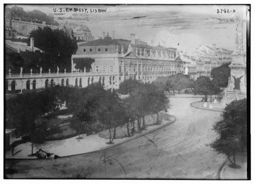 U.S. Embassy, Lisbon. Between and Ca. 1920.