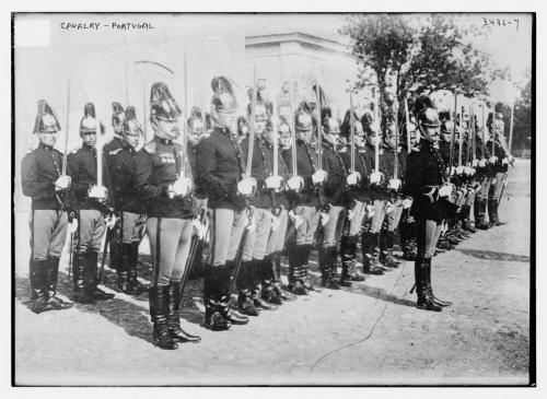 Cavalry -- Portugal