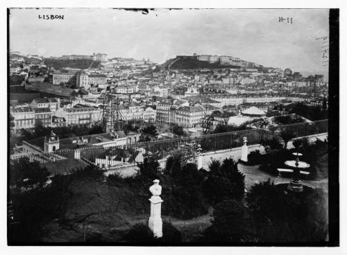 City View, Lisbon, Portugal