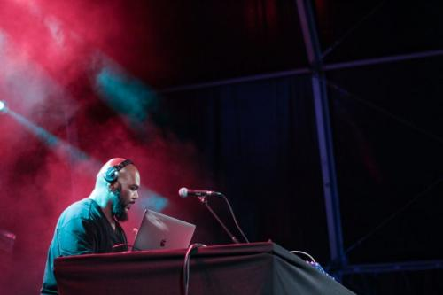 DJ Maseo - de la soul Panoramico Lisbon festival Iminente 2018