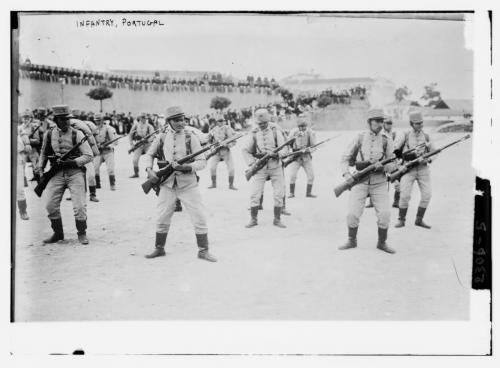 Infantry, Portugal