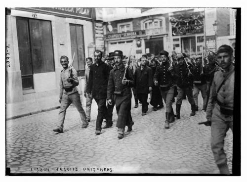 Jesuit prisoners