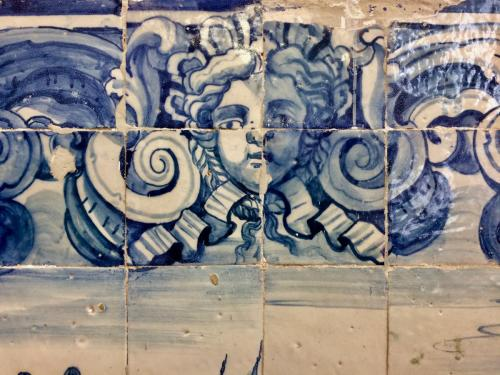 Azulejo detail