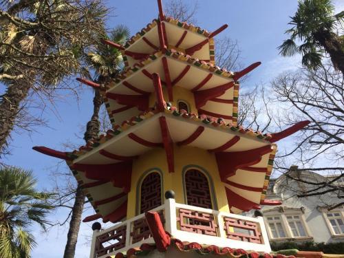 Macau pagoda