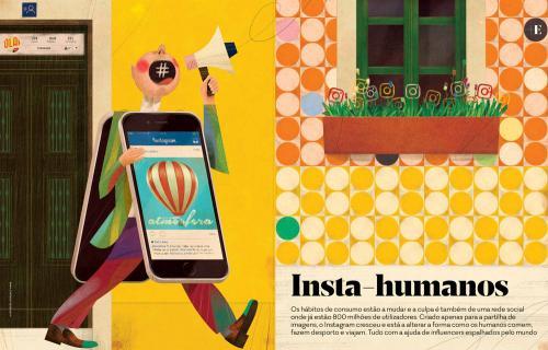 Insta Humanos © Copyright Gonçalo Viana