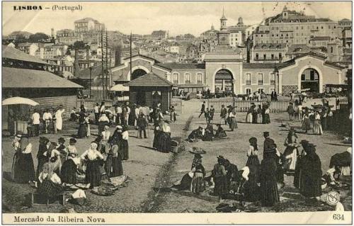 Mercado Ribeira