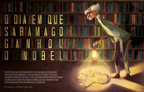 Saramago © Copyright Gonçalo Viana